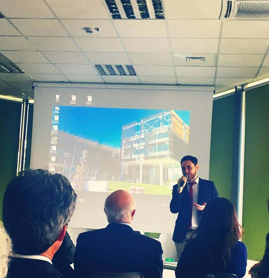 Francesco Umberto Iodice consigliere delegato innovazione smart city 2015-2016