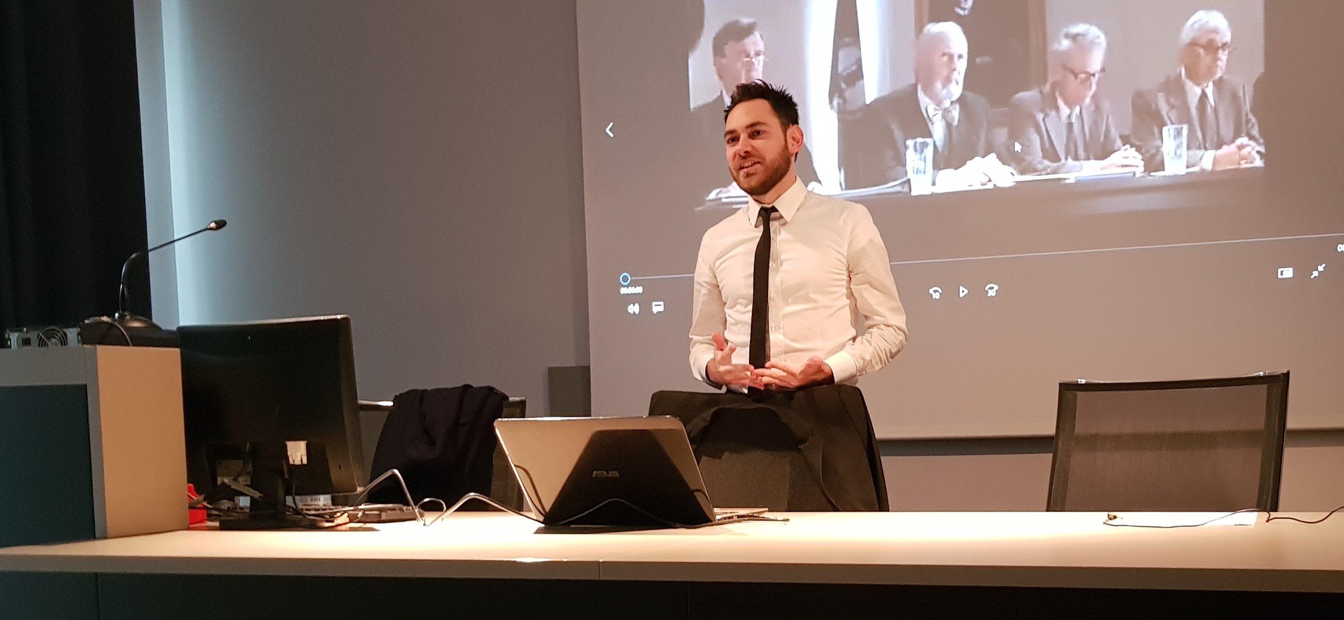 Vi racconto il mio Corso di formazione ECM a Torino… con Gallery