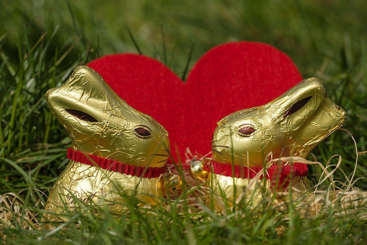 Buona Pasqua a tutti voi!