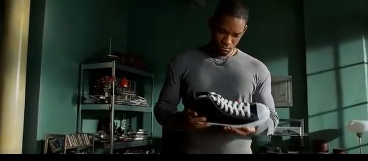 product placement converse all stars io robot will smith 4