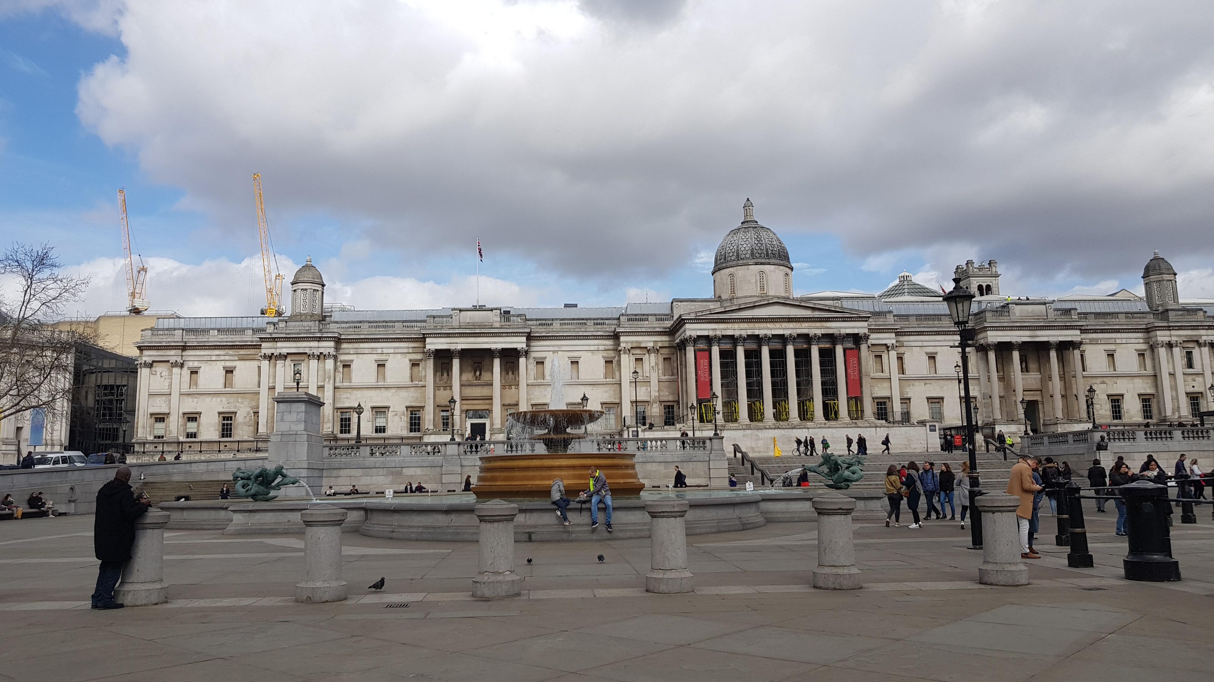 Trafalgar Square - Londra Francesco Iodice (2)-min