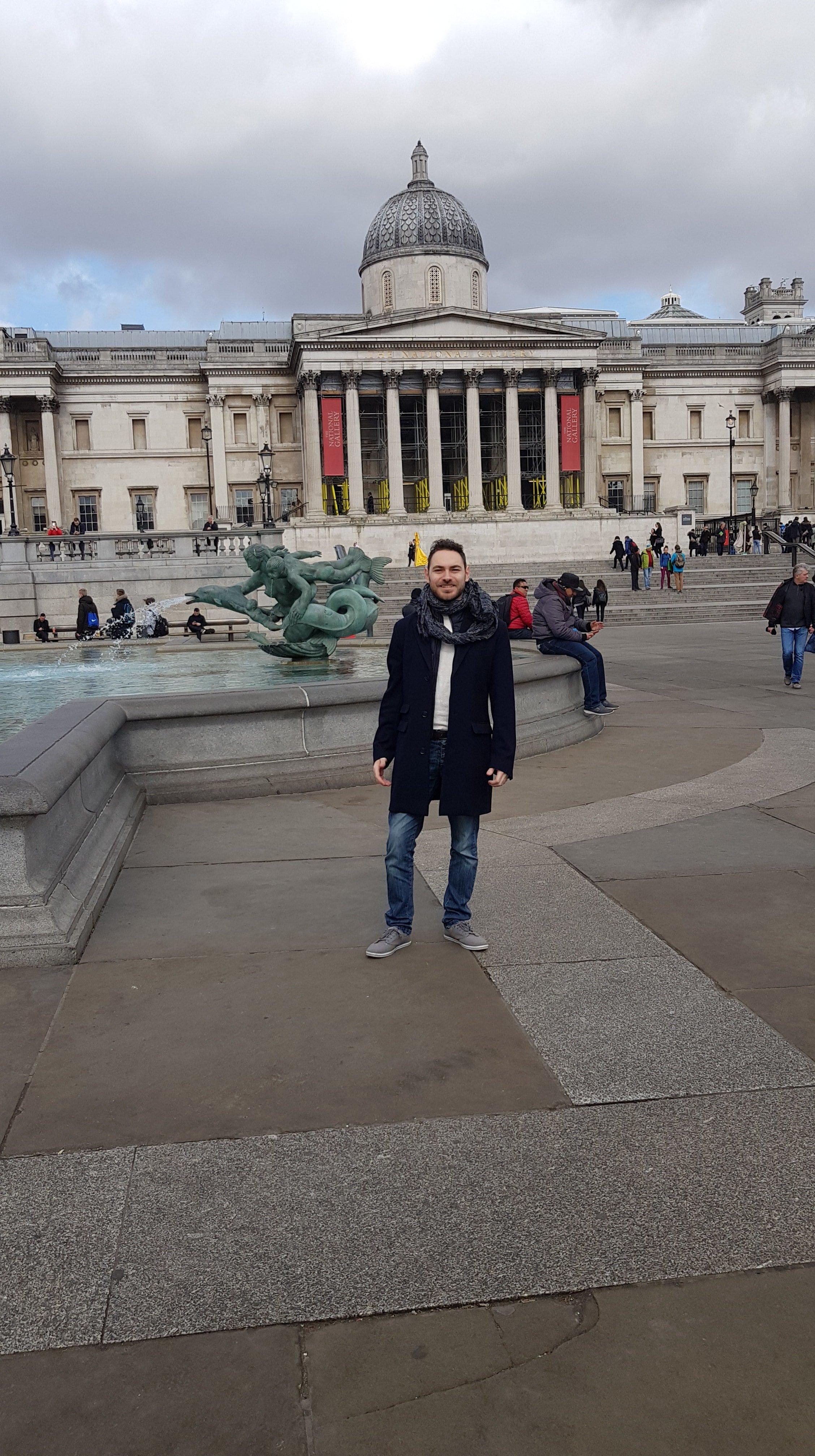 Trafalgar Square - Londra Francesco Iodice (3)-min