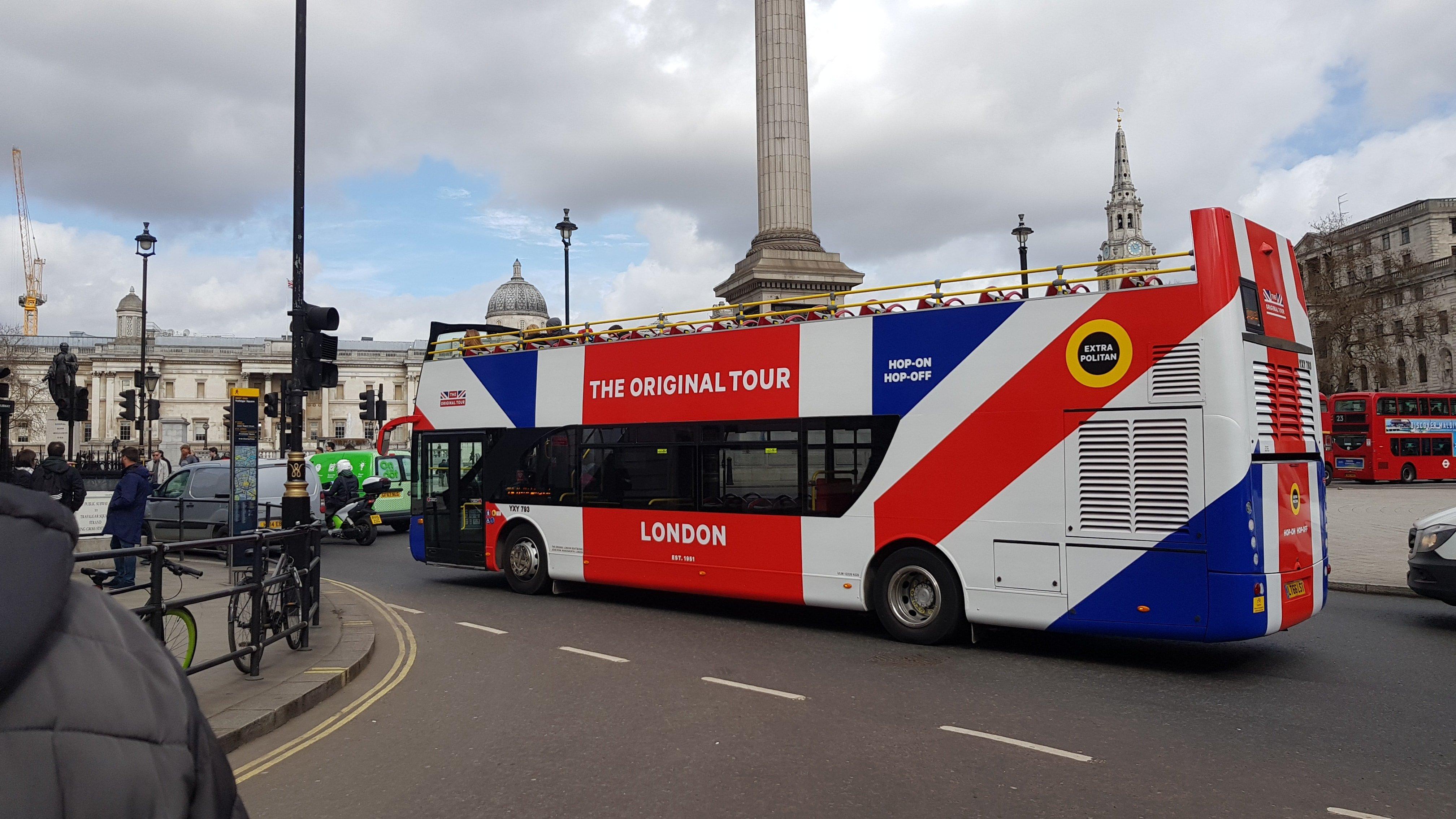 Trafalgar Square - Londra Francesco Iodice (4)-min