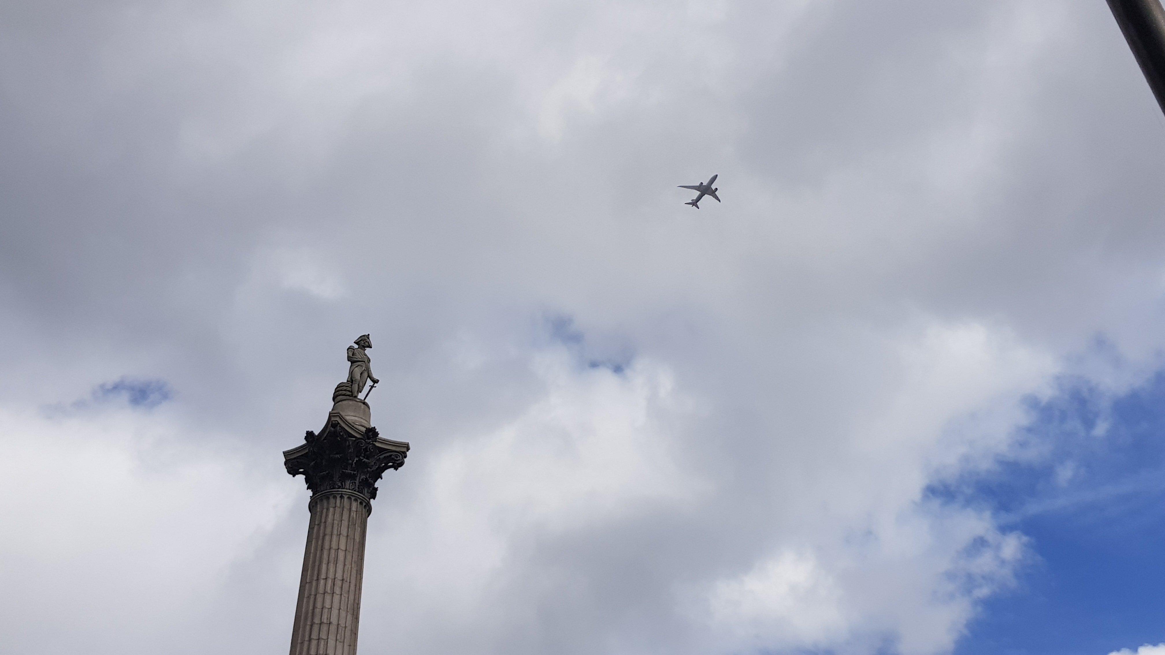 Trafalgar Square - Londra Francesco Iodice-min