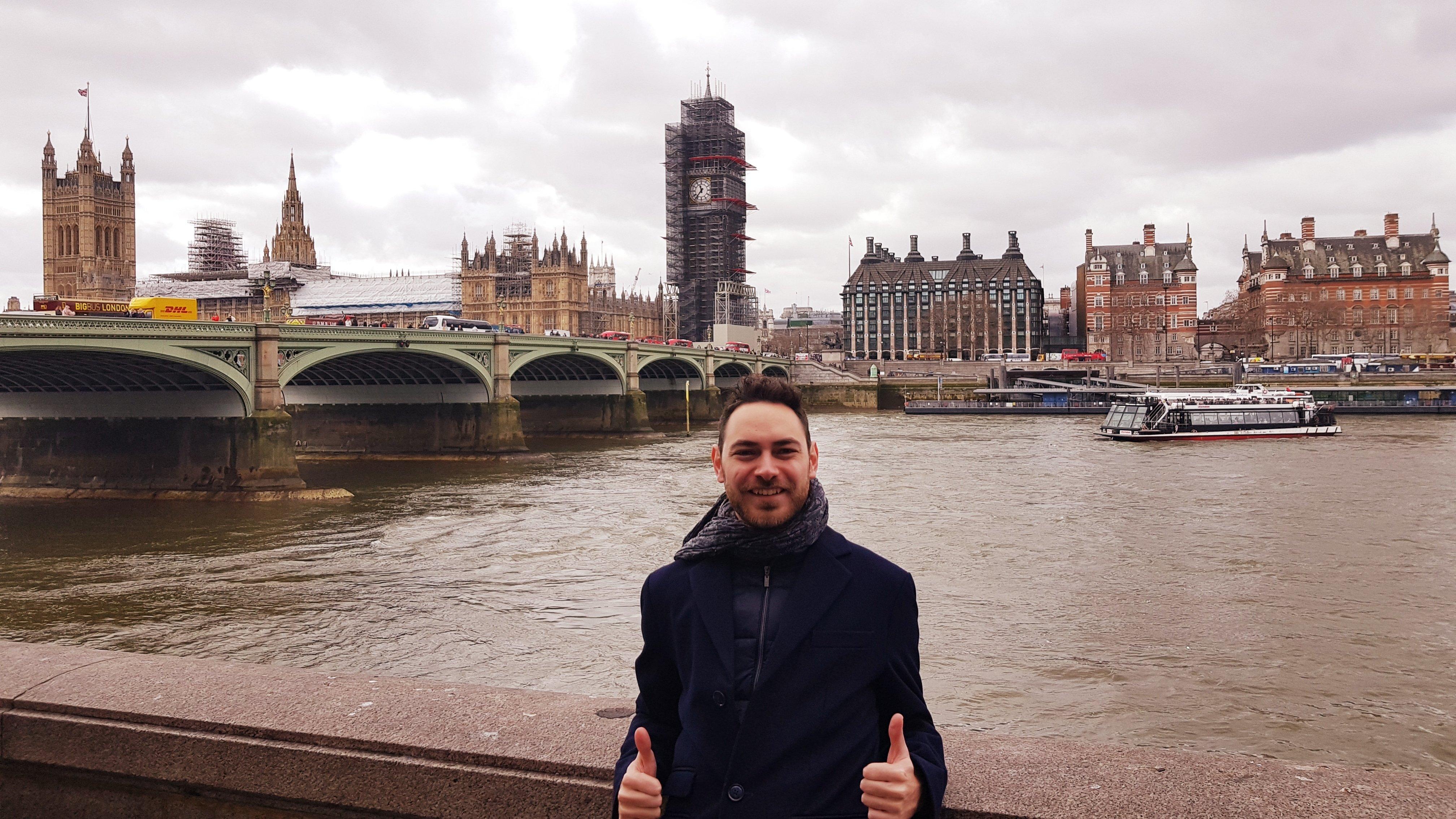 Westminster - Londra Francesco Iodice (2)