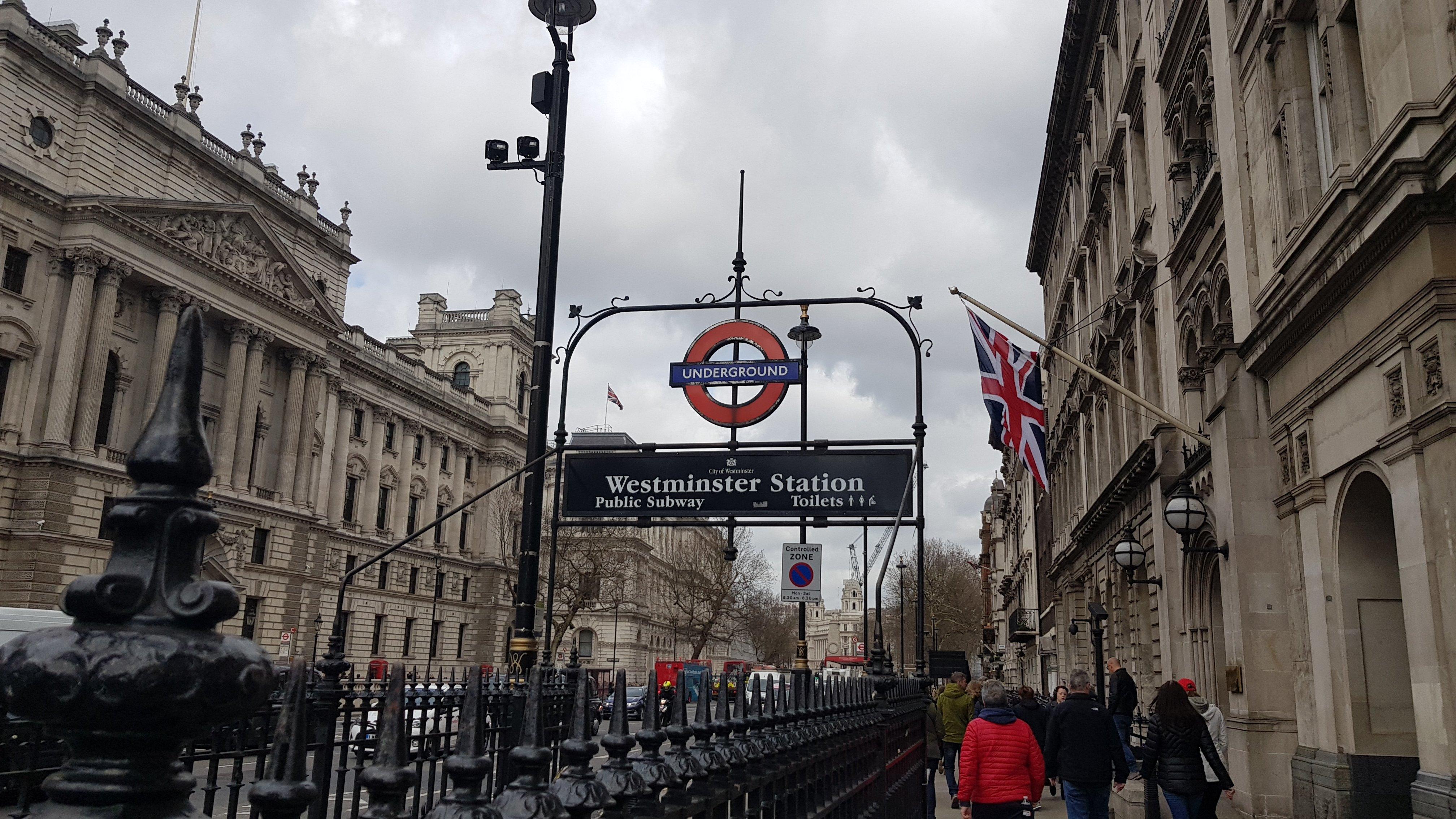 Westminster - Londra Francesco Iodice
