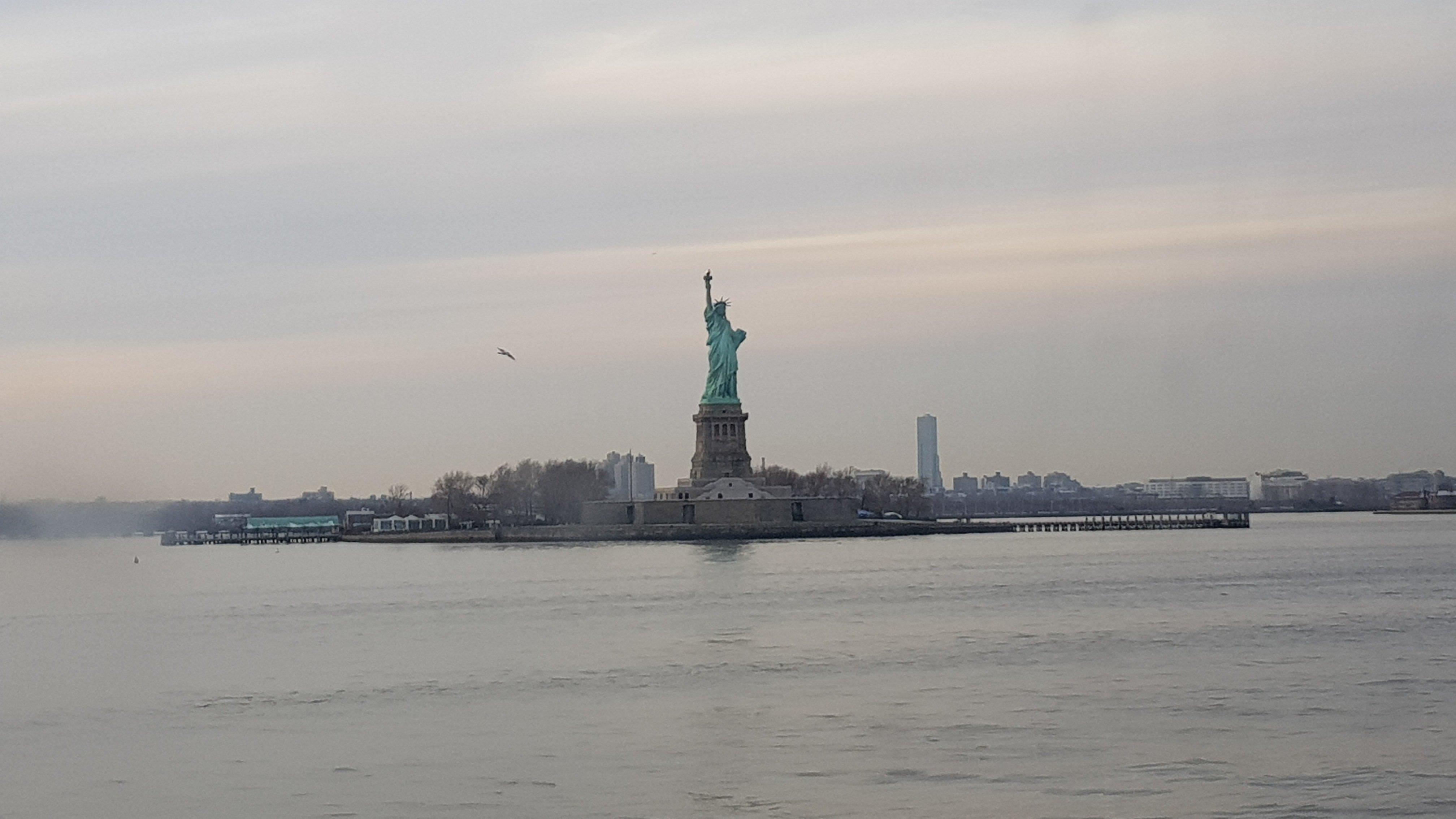 New York - La statua della libertà