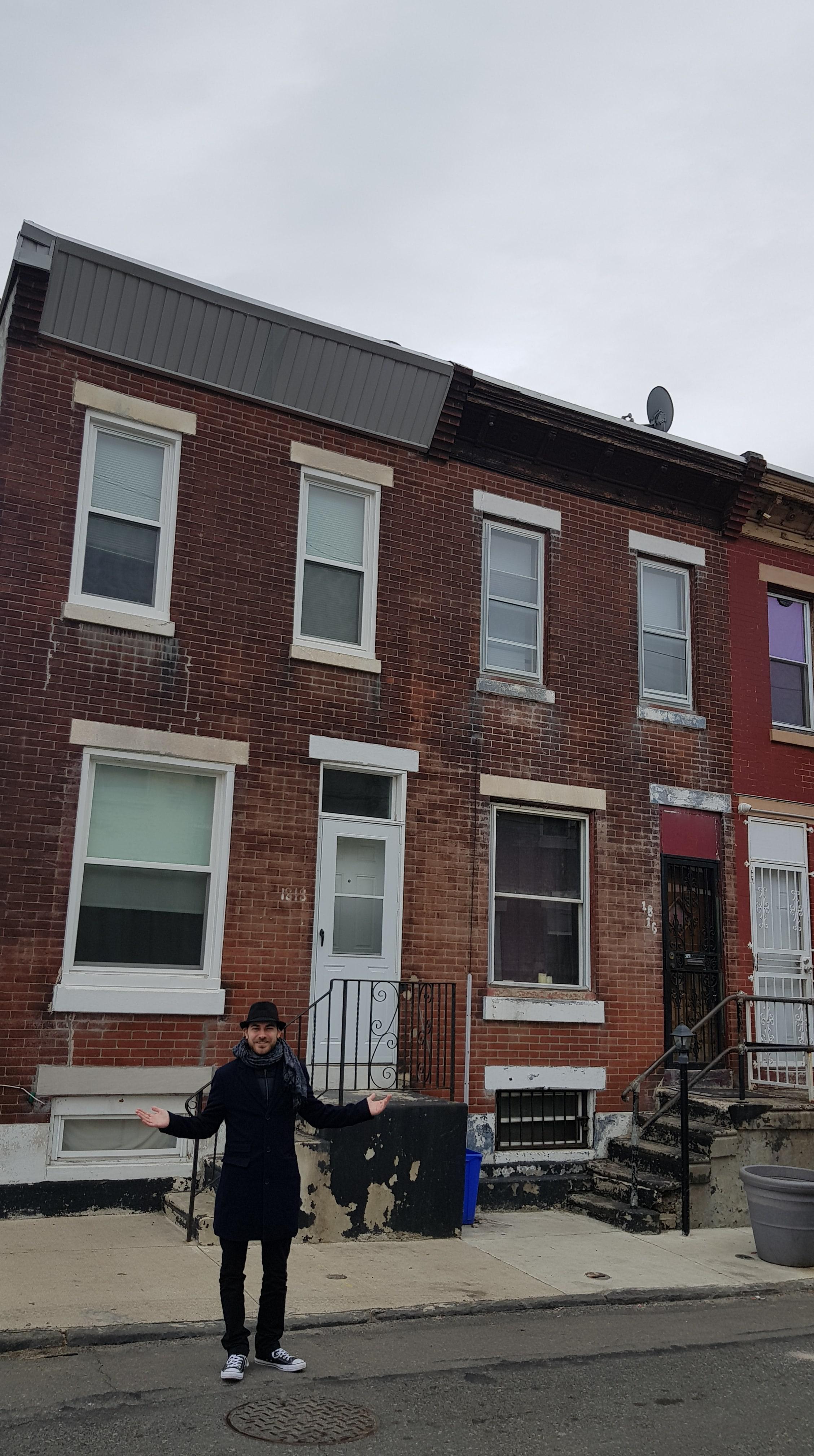 Philadelphia - Casa di Rocky Balboa