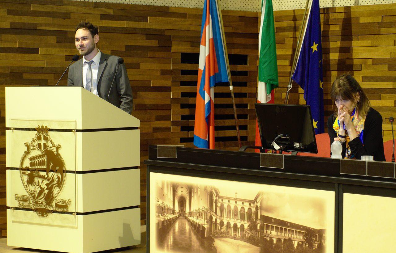 Iodice Francesco - Docente corsi di formazione comunicazione Novara