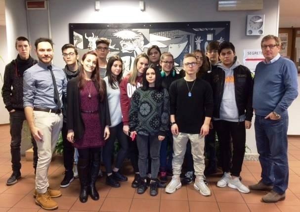Giornalino scolastico in Enaip Novara, 1° edizione