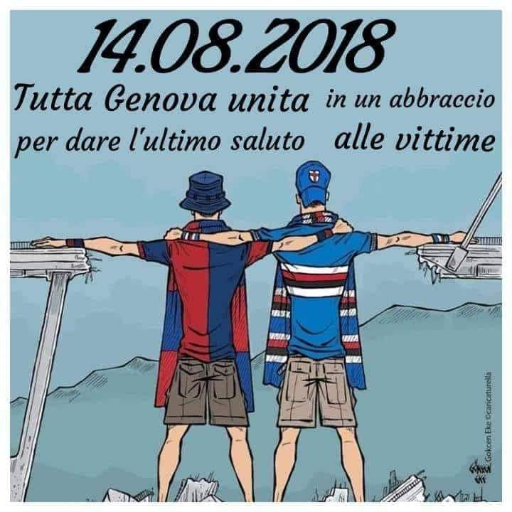Crollo ponte Genova, perchè la serie A non si è fermata?