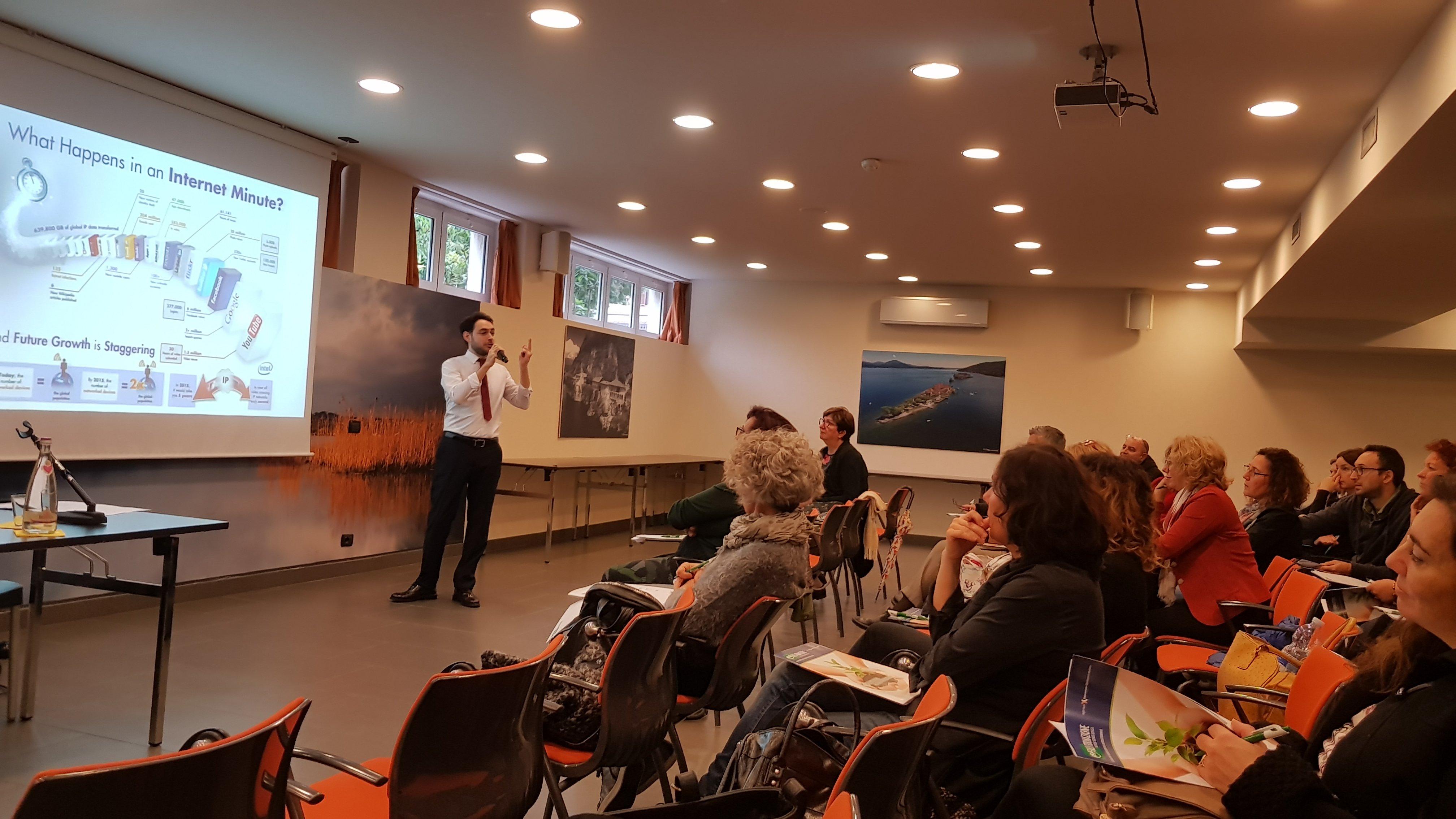 Nuovo corso sulla comunicazione ECM a Varese