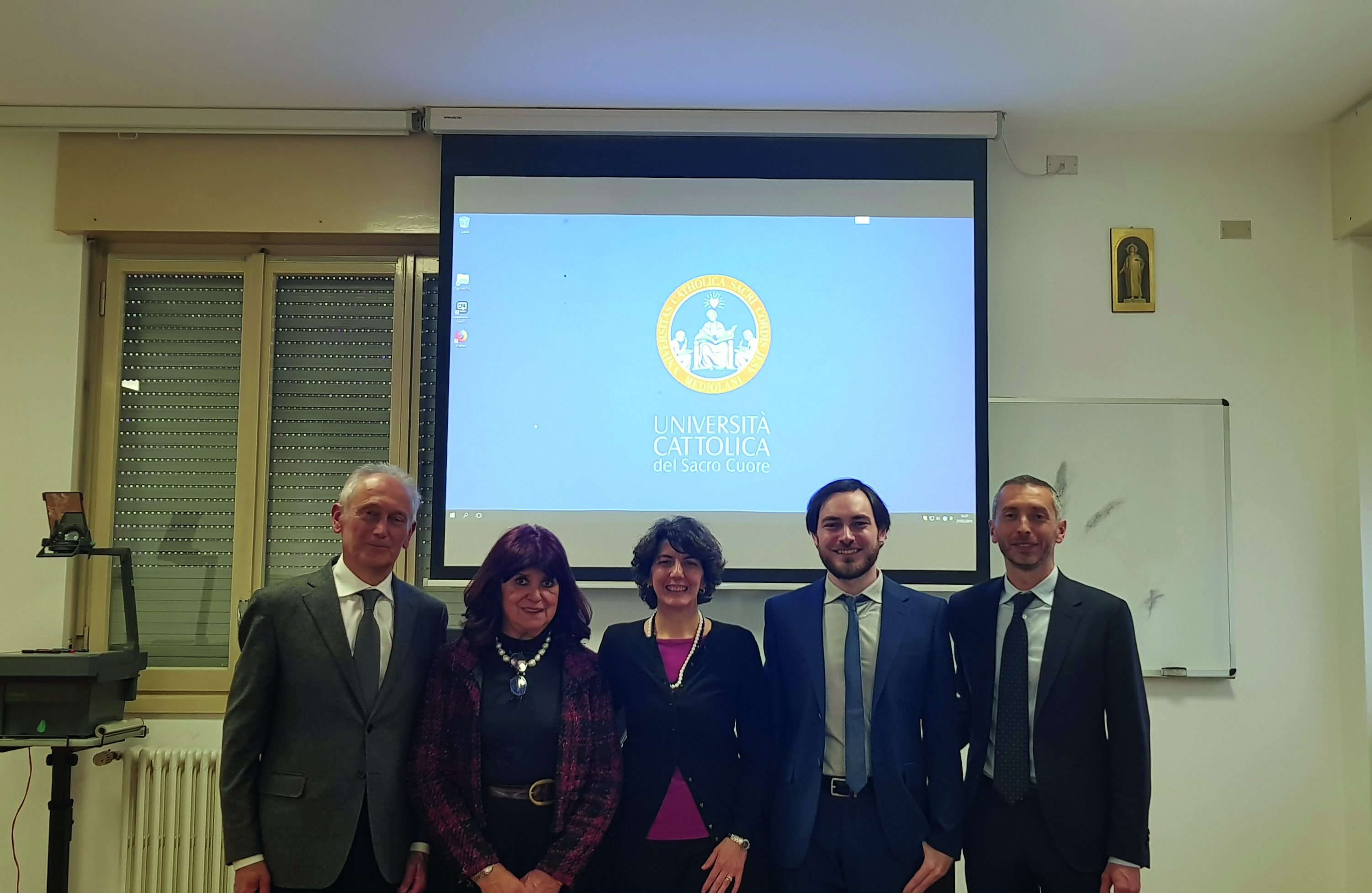 Marketing B2B, lezione con Patrizia Musso in Università Cattolica