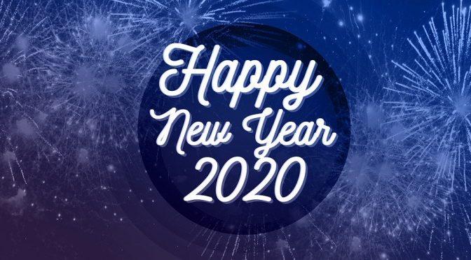Buon 2020, sia un anno migliore per tutti